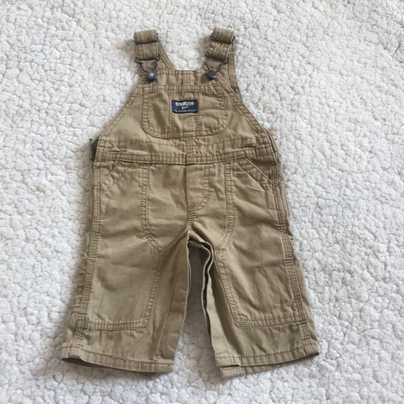 3months Osh Kosh Shorts and Overalls 3T